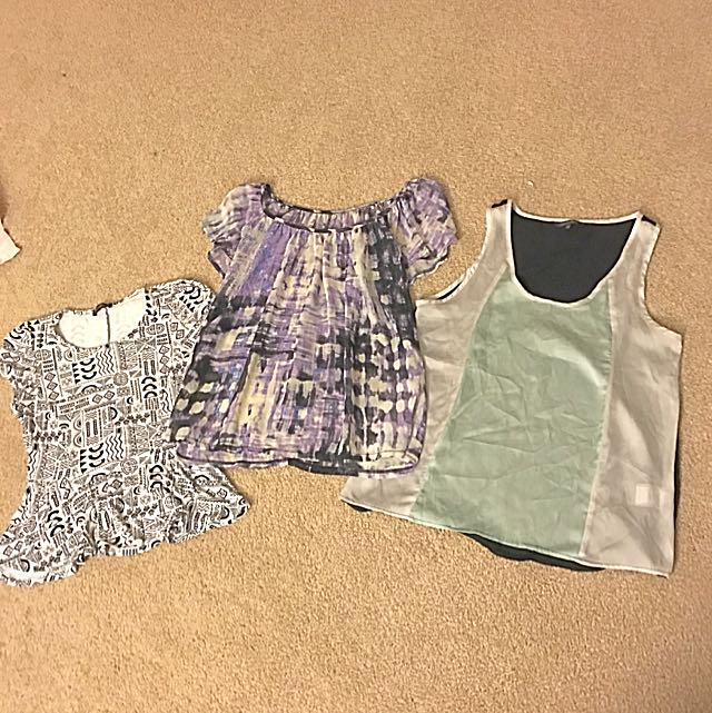 Cheap Tops All Size 8/10