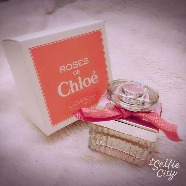 【Chloe 】Roses 玫瑰女性淡香水 50ml