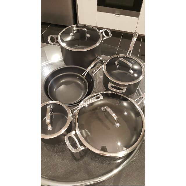 Cuisinart Chef iA + 6pc Cookware Set (4 Months old)