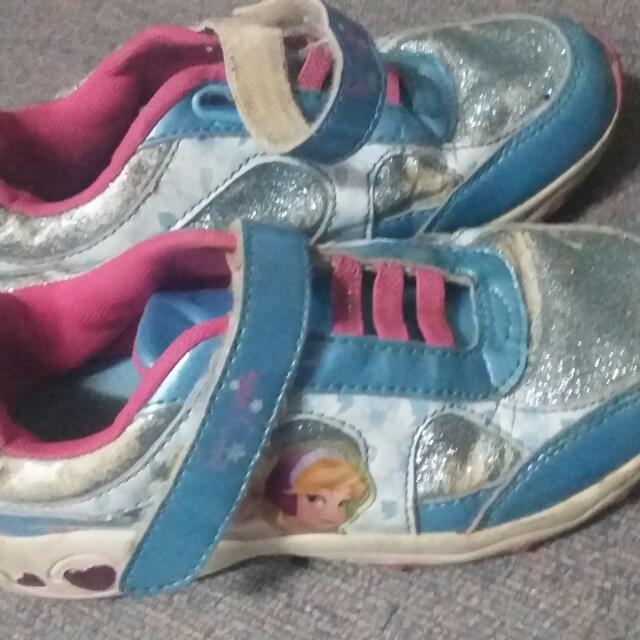 Disney Frozen Rubber shoes