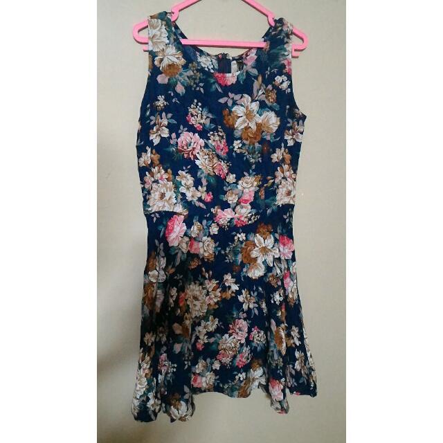 Dress Floral Coolteen