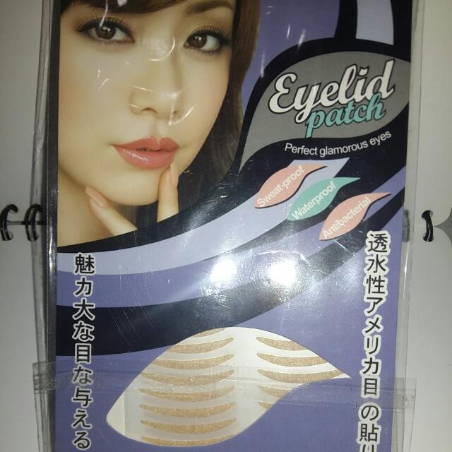 Eyelid Patch
