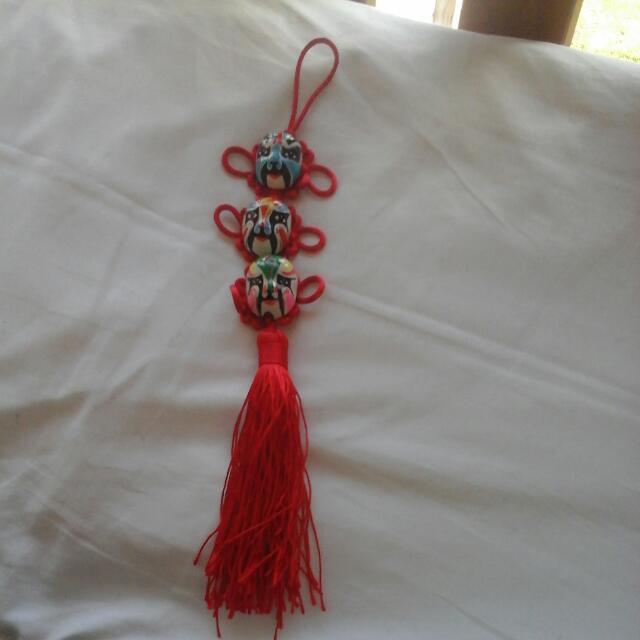 Handmade Chinese Ornament