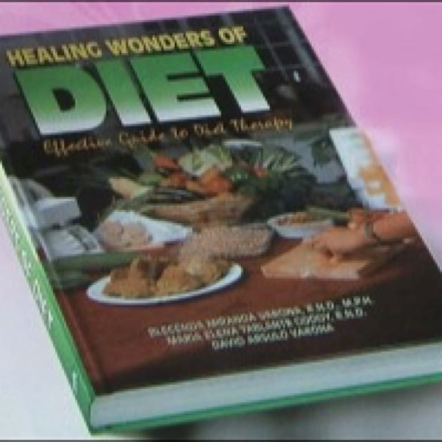 healing wonders of diet