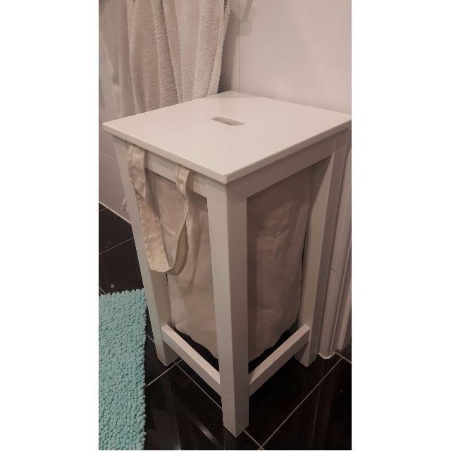 IKEA Hjalmaren laundry bag + clothes hanger (4 months old)