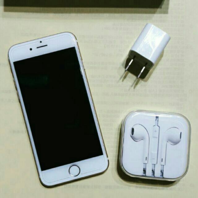 IPHONE6/ 64G / 附耳機.豆腐頭 /土豪金/降價12000