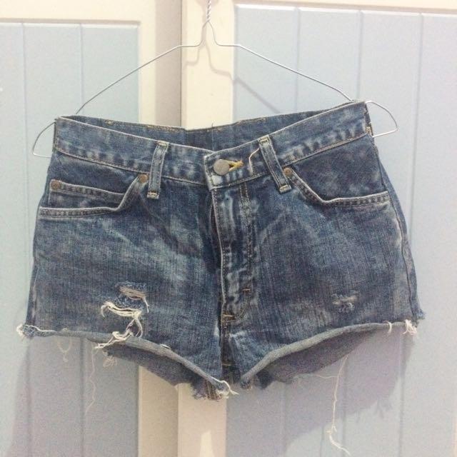 Lee Hot Pants