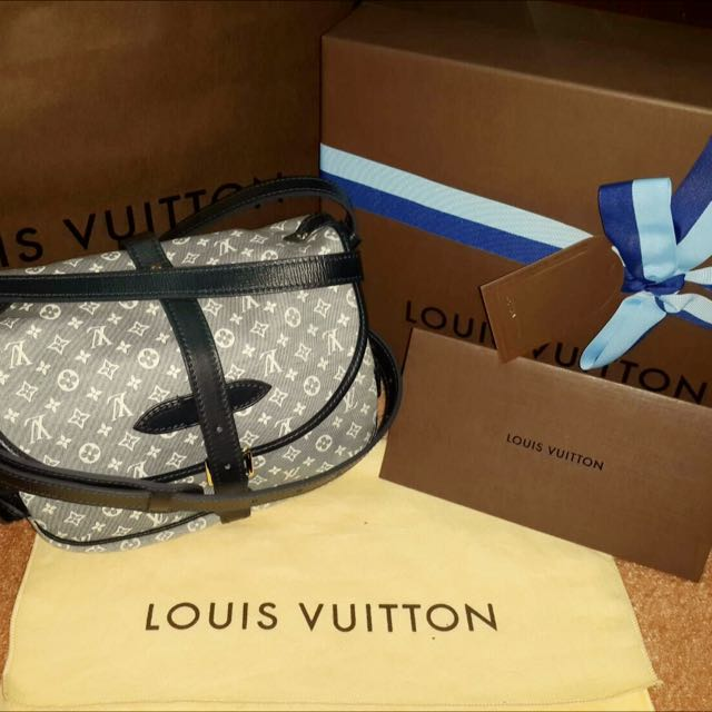 REPRICE LV BAG MINT CONDITION MURAH MERIAH