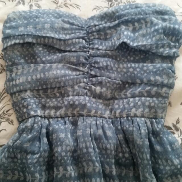 Mango Dress Size 8