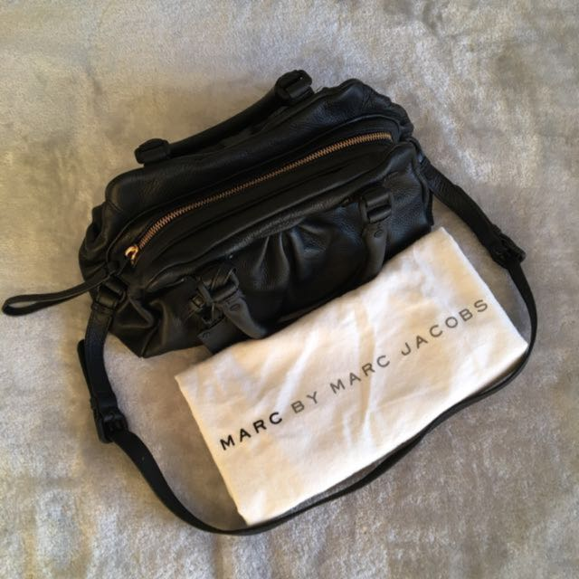 Marc By Marc Jacobs Electro Q Baby groove In Black