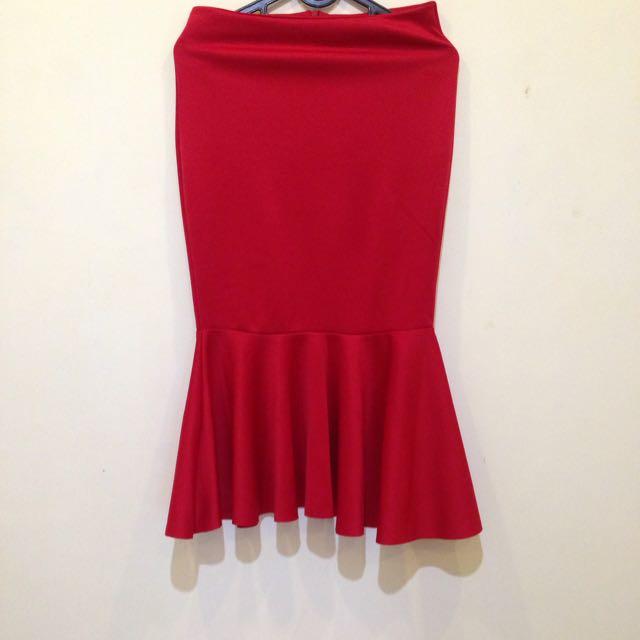 Mermaid 7/8 Skirt