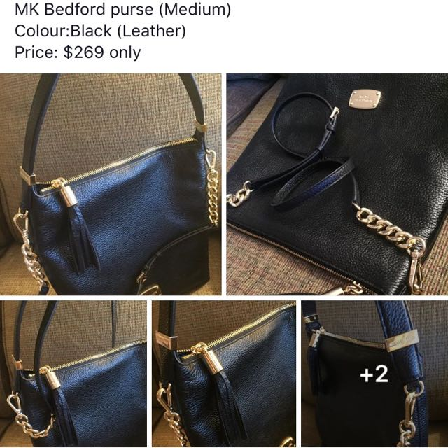 MK Bedford Purse(Medium)