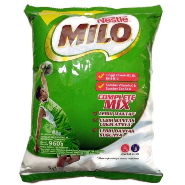 Nestle Milo Professional - Complete Mix