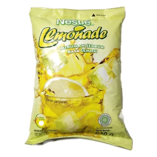 Nestle Professional Lemonade