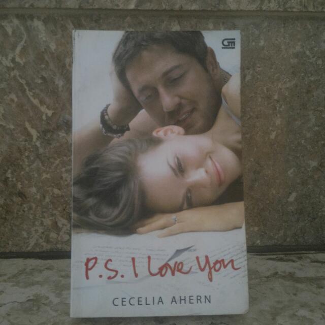 Novel Ps.i Love You