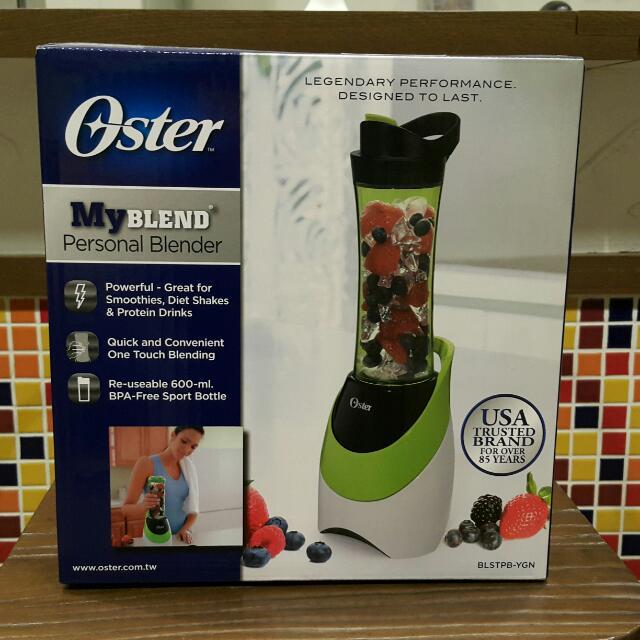 Oster 隨行杯 果汁機 全新