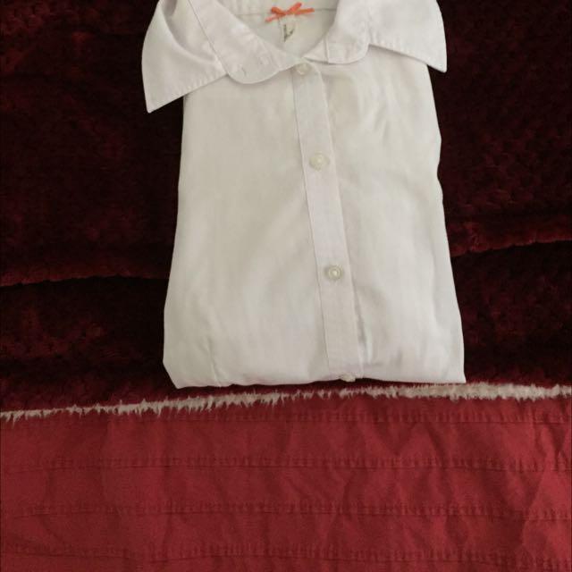 PIAZZAITALIA white Work Shirt