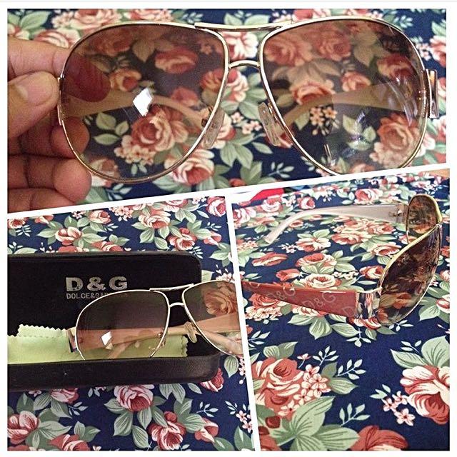 Preloved D & G Shades