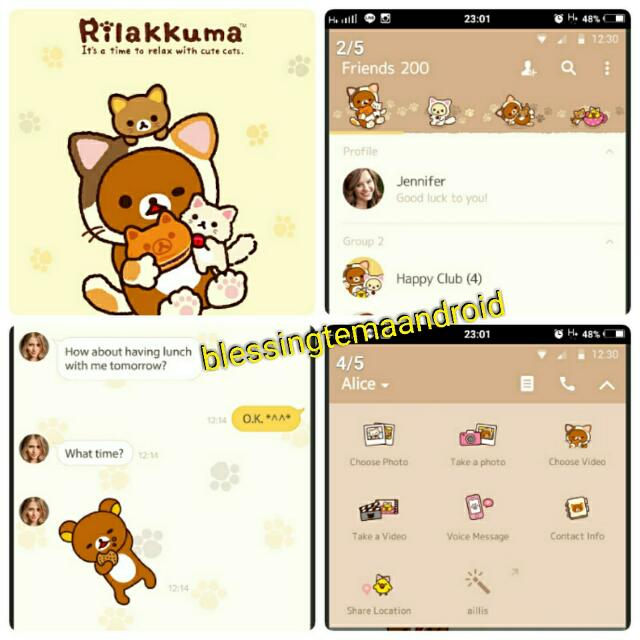 Reseller Tema android