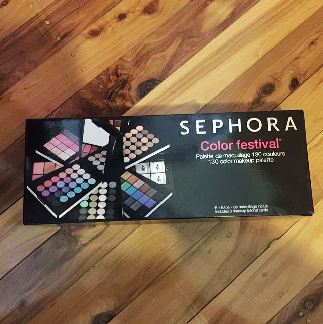 Sephora Color Festival Set