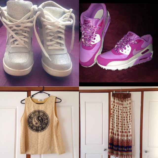Shoes And Clothing Bundle