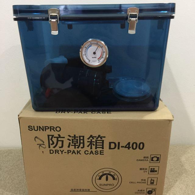 Sunpro Dry-pak Case DI-400