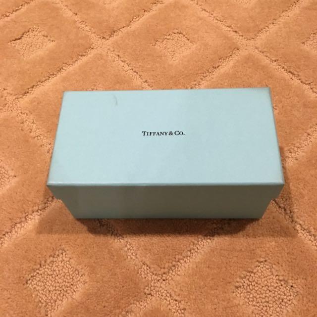 Tiffany&Co Sunglasses Case And Box
