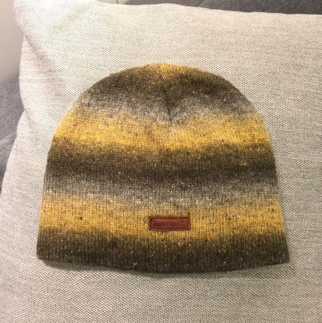 Timberland 暖冬時尚毛帽