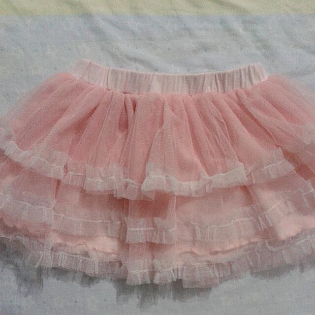 (RESERVED)Tiny Tummies Tutu Skirt