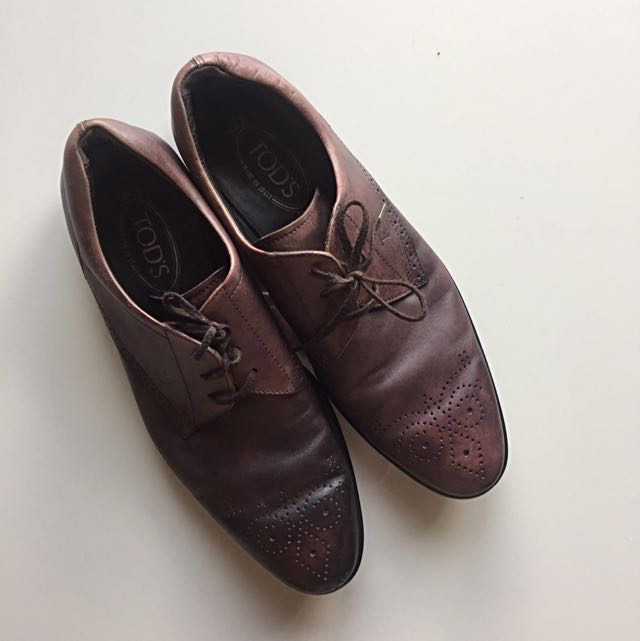TODS Oxford Shoes (authentic)