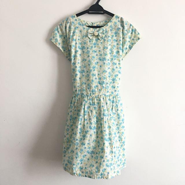 vintage dress (reduced)