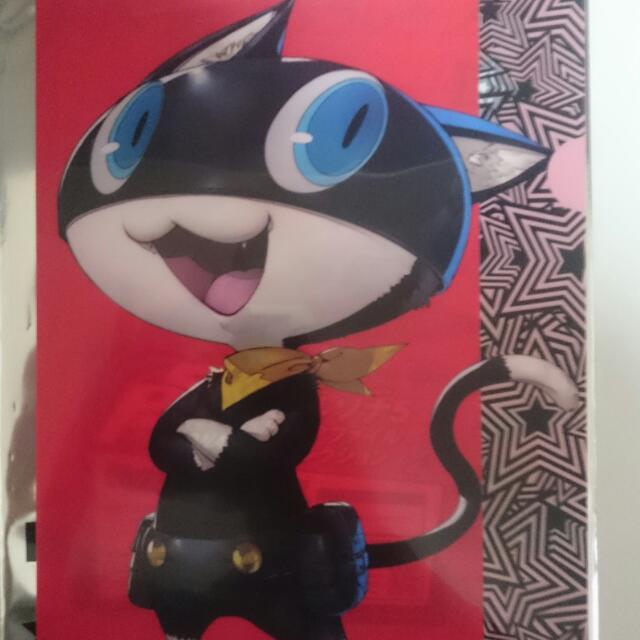WTS/WTT Persona 5 Morgana File/Folder