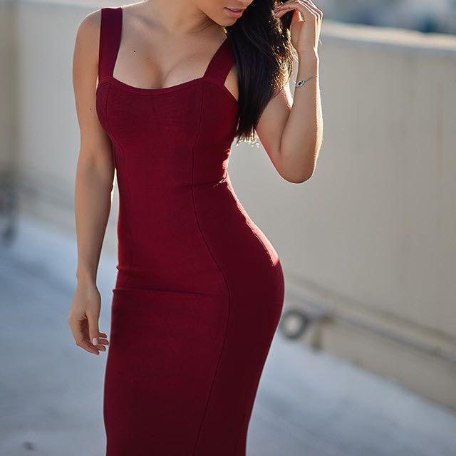 Xena Bandage Dress