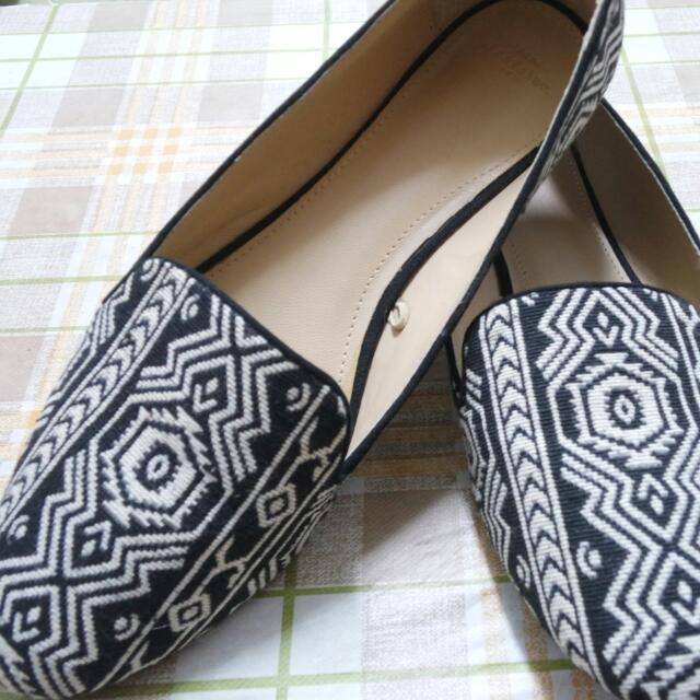 Zara福樂鞋