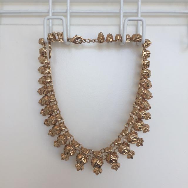Zara Gold Necklace