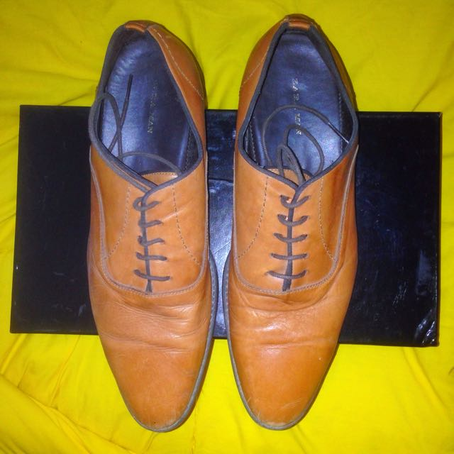 REPRICED! FREE ONGKIR JKT ONLY! Zara Man Shoes