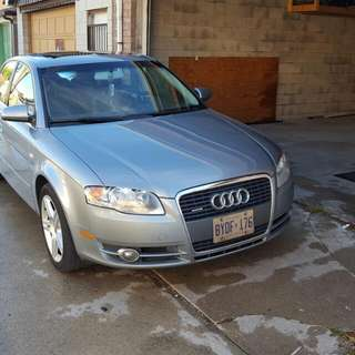 Audi A4 2.0t Manual Engine 93.000km For Recall Audi