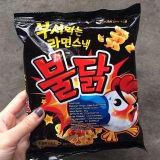 Samyang Ramen Snack