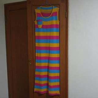 Long Dress Rajut