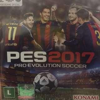 PS3 Pes 2017