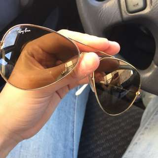 RAY BAN SUN GLASSES AUTHENTIC