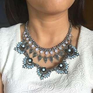 Zara Replica Statement Necklace