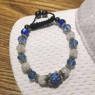 Cinderella-themed Shambala Bracelet