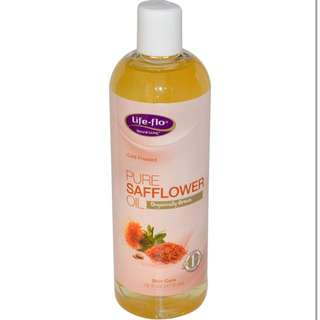 Life Flo Pure Safflower Oil