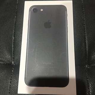 iPhone 7 256GB Black Brand New
