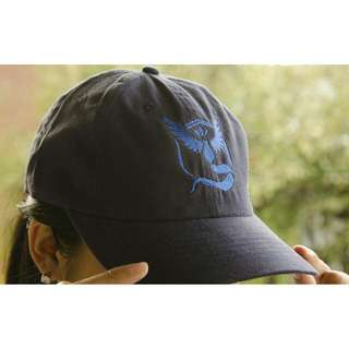 Pokemon Team Mystic Cap