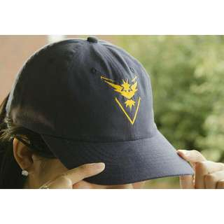 Pokémon Team Instinct Cap