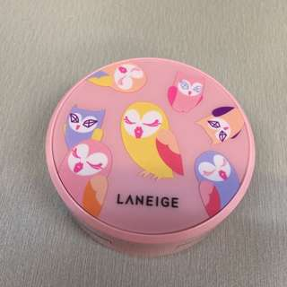 Laneige Lucky Chouette BB cushion Whitening