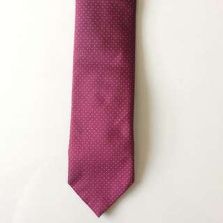 Pure Silk Hand Made TMLewin Tie
