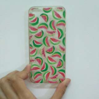 Watermelon Jelly Case For Iphone 5/S